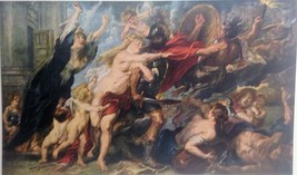 Allegory of War By Peter Rubens - $50.00