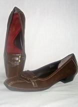 Aerosoles Slip On Shoes Women 6 Low Heel Moccas... - $9.40