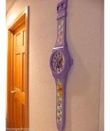 """36"""" Watch Wall Clock Disney Winnie Pooh Working Wristwatch Kids Nursery ... - $18.75"""
