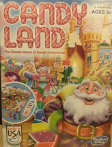 Candyland NIB Family Board Game 2-4 players Age 3 & up Hasbro Children's... - $13.46