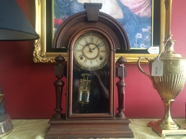 1860's Mantel Clock - $250.00