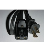 West Bend 10 Cup Coffee Percolator Power Cord Model 7481 7238 (2pin) BMP... - $11.87