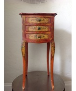 20th. Century Venitian Nightstand Table, Italy c.1950 Active - $285.00