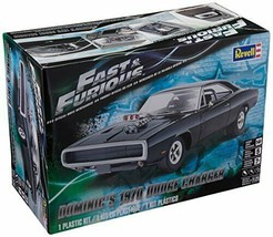 Revell Fast & Furious Dominic's 1970 Dodge Charger Plastic Model Kit - $44.94