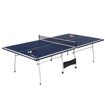 Official Size Outdoor/Indoor Tennis Ping Pong Table 2 Paddles and Balls ... - $339.64