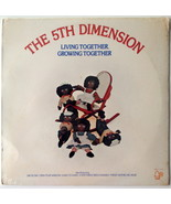 The 5th Dimension - Living Together, Growing Together SEALED LP Vinyl Re... - £22.40 GBP