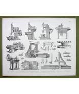 PLANING Machines Vertical Round Filing Rabbit P... - $17.82