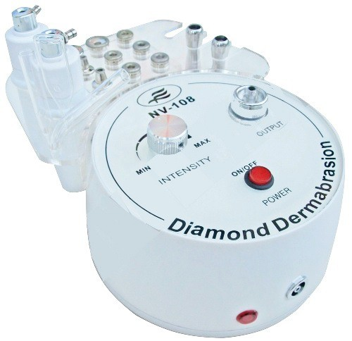 Professional Diamond Tip Microdermabrasion Machine System by U-Style