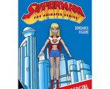 Supergirl Bendable Figure from Superman Animated Series