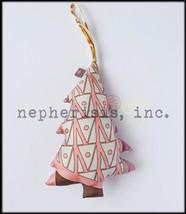 NEW Hermes Petit H Silk Ornament or Bag Charm Christmas Tree MULTICOLOR ... - $350.00