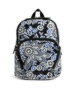 Vera Bradley Quilted Signature Cotton Hadley Backpack, Snow Lotus - $88.00