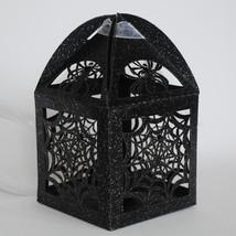 100pieces Black color Spider Web Design Wedding Gift Boxes,Wedding Favor Boxes - $34.00