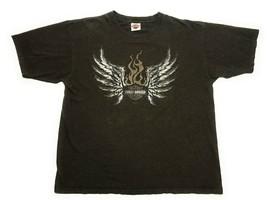 Harley Davidson Vehicle Operations York Pennsylvania Wing Tee Shirt Mens... - $15.83