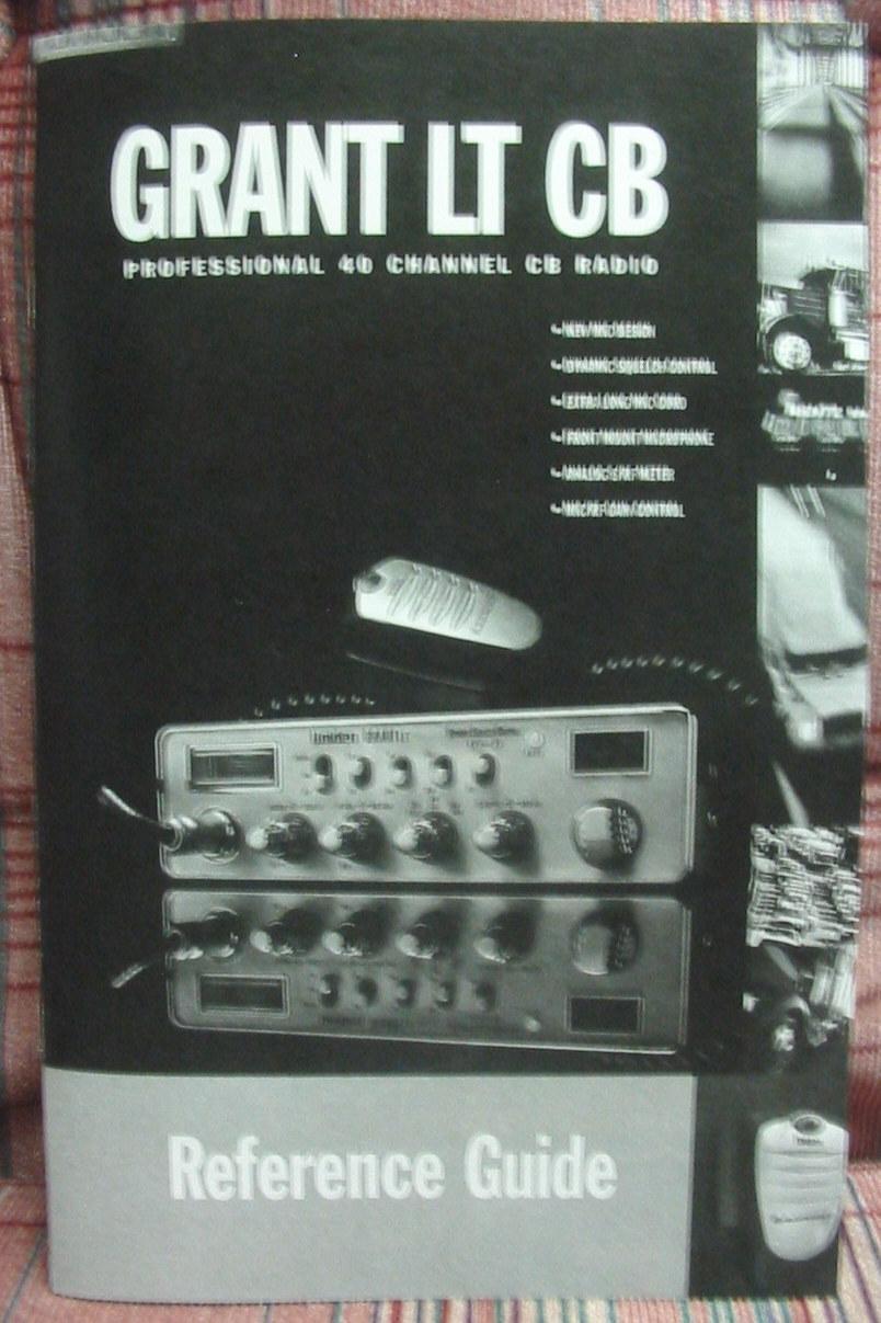 uniden grant lt 40 channel am ssb cb radio and 50 similar items rh bonanza com Uniden Mods Uniden HR 2510