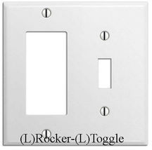 American Teams Light Switch Power Duplex Outlet Wall Cover Plate Home decor image 12