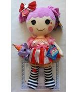 NEW Build A Bear Lalaloopsy Peanut Big Top Doll, Dress, Hair Bow, Elepha... - $129.99