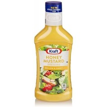 Kraft Honey Mustard Salad Dressing - $10.84