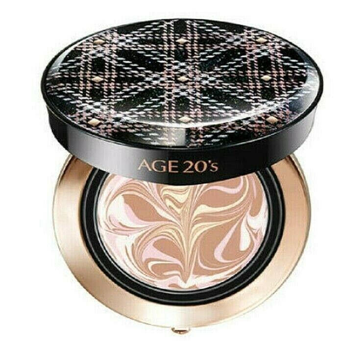 AGE20'S Essence Cover Pact HQ SPF50+ /PA ++++ Wrinkle Care Refill x 4ea No Case - $69.42