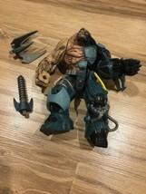 Spawn Overkill 2 II Action Figure McFarlane Toys 1996 Cyborg Humanoid Se... - $19.50