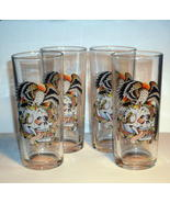 "Don Ed Hardy ""Battle Skulls"" Hi Ball Set of 4 T... - $19.99"