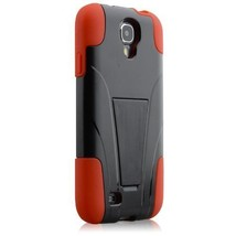 HyperGear Terminator Galaxy S4 Case Cover Blk/Red - $6.99