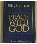 Peace with God by Billy Graham Classic HbDj - $2.00