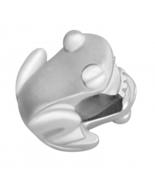 Coqui el Original® 3D Sterling Silver .925 two sided Coqui Tree Frog Cha... - $81.00