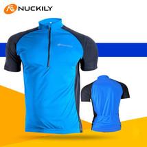 Men's Team Riding Outfits Wear Cycling Bike Short Sleeve Jersey Tops Bre... - $14.98