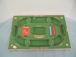 Vintage Tripoley special edition 300 cadaco game Michigan rummy card gam... - $18.76