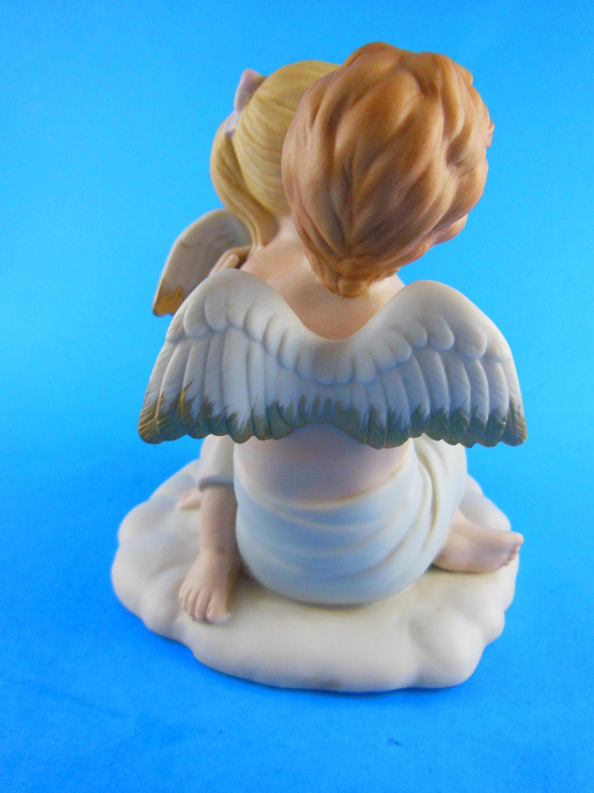 Home interiors homco bisque porcelain and 12 similar items Home interiors figurines homco