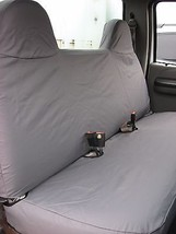 1999-2007 Ford F250-F550 Solid Bench Seat Custom Fit Seat Covers Waterproof - $199.00