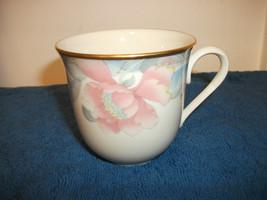 Lenox China Westwood Teacup Cup Beautiful Cream & Floral Design Mug Made In Usa - $5.99