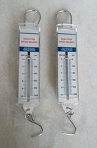 Metric / Newton Spring Scale 1000gm x 10N Grams & Newtons Educational - $7.25