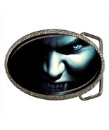 Dark Vampire In The Shadow Chrome Finished Belt Buckle - $9.65