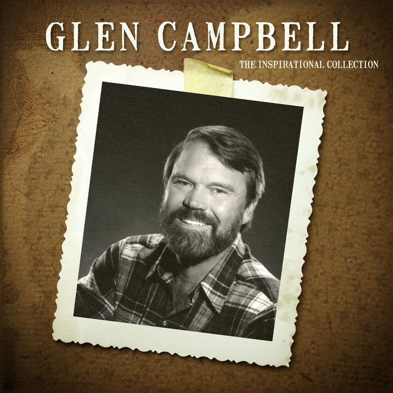 The inspirational collection by glen campbell