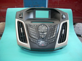 2013 FORD FOCUS RADIO CONTROL PANEL CM5T18K811LC