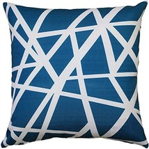 Pillow Decor - Bird's Nest BlueThrow Pillow 20X20 - £37.36 GBP