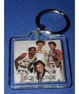 Culture Club Boy George Keychain Vintage 1980's - $9.00