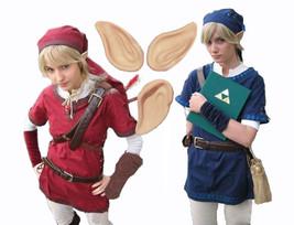 Cosplay ears for The Legend of Zelda Link /Ao no Exorcist Okumura / LineageⅡ - $17.82