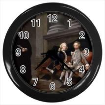 King George III Of The United Kingdom Wall Clock - $17.41