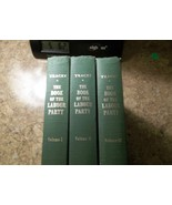 The Book Of The Labour Party Edited by Herbert Tracey 3 Volumes 1971 - $18.28
