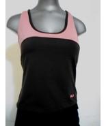 Fila Women's Orange & Brown Sport Athleisure Workout Yoga Sports Bra - $9.47