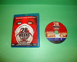28 Weeks Later (Blu-ray Disc, 2007)