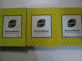 Workhorse Front Engine Motorhome & Commercial Service Manual 3 Volume Se... - $217.75