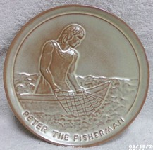 Frankoma 1977 Peter The Fisherman Teen Agers of the Bible 5th of 7 Deser... - $12.99