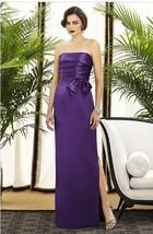 Dessy 2875.....Bridesmaid / Formal Dress.....Majestic....Sz 8 - €51,77 EUR