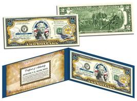 MISSISSIPPI $2 Statehood MS State Two-Dollar U.S. Bill *Legal Tender* wi... - $13.95