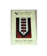 Seminole Table Runner Pattern - $6.50