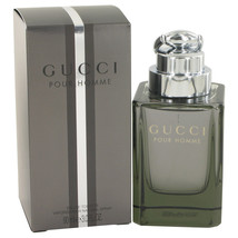 Gucci (New) 3.0 Oz Eau De Toilette Cologne Spray image 4