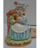 Avon Precious Moments Rabbits 1982 COLLECTOR'S CORNER w/Tag - $19.99
